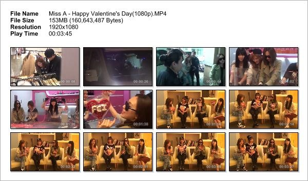 Miss A - Happy Valentine's Day(1080p)_Snapshot