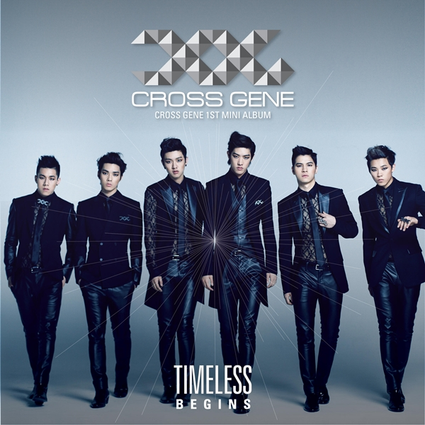CROSS GENE - Shooting Star
