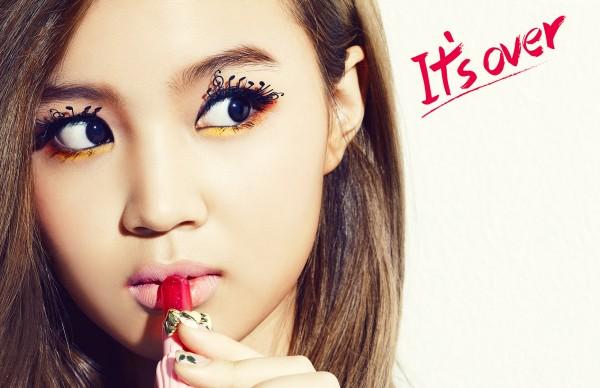 LEE HI (이하이) - 1집 First Love Part 1 [ Album ]