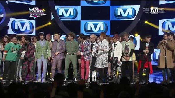 Mnet M!Countdown E325 130307 1080i mkv [ LIVE ]