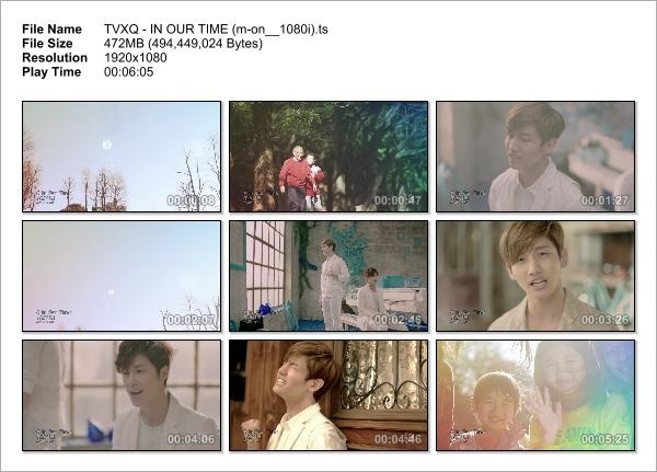 TVXQ - IN OUR TIME (m-on__1080i)_Snapshot