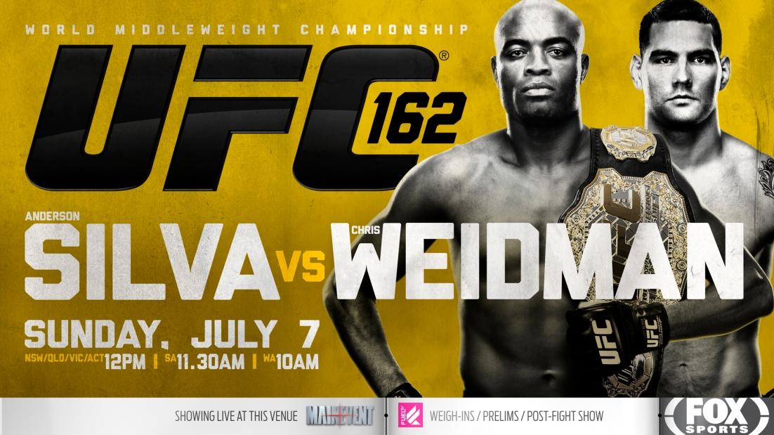 UFC162