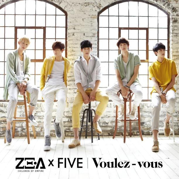 ZEA FIVE - Voulez-vous [ www.kpoplife.me ]