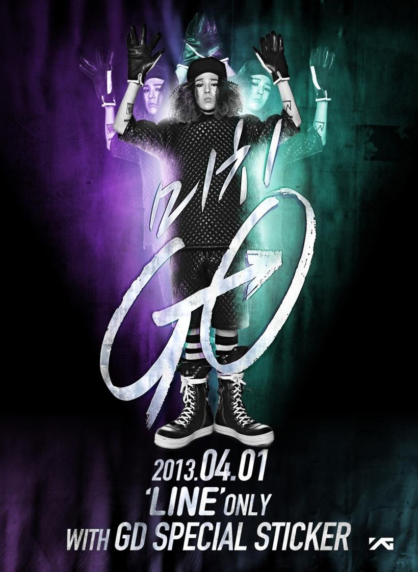 G-DRAGON (지드래곤) – MichiGO (미치Go) [ Album ]