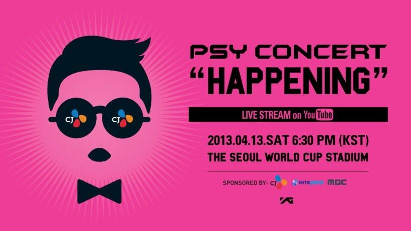 MBC PSY Concert 130426 – Happening [ CONCERT ]