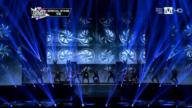 Mnet M!Countdown E332 Nihao Taiwan 130425