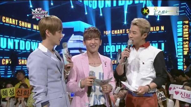 130523 Mnet M! Countdown