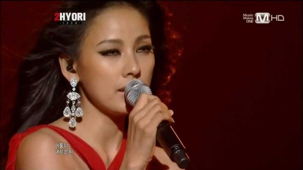 Mnet 2HYORI Show 130522