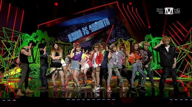 Mnet M!Countdown E333 130502