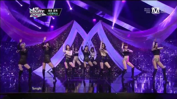 Mnet M!Countdown E334 130509