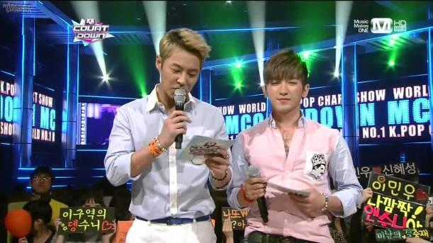 Mnet M!Countdown E337 130530 1080i [ LIVE ]