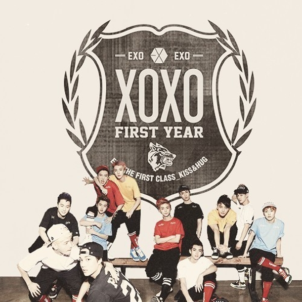 EXO – XOXO (Kiss&Hug) [ Album ]