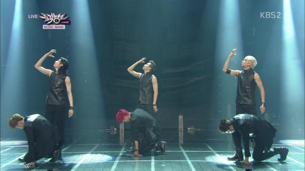 KBS Music Bank E702 130531