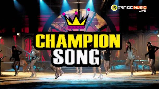 MBC Music Show Champion E67 130626 [ LIVE ]