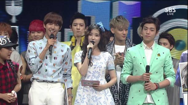 SBS Inkigayo E725 130609 1080i [ LIVE ]