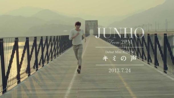 JUNHO (준호)2PM – Kimi no Koe (キミの声)(Melon Ver.1080p) [ MV ]