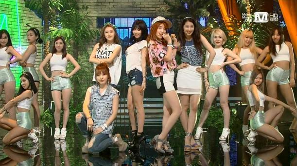 Mnet M!Countdown E341 130704