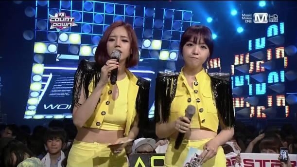 Mnet M!Countdown E342 130711