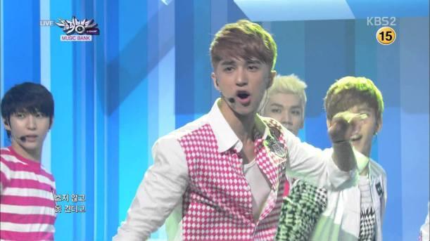 KBS Music Bank E710 130802