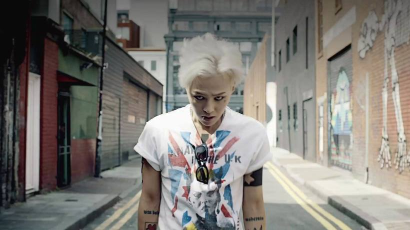 G-DRAGON -CROOKED